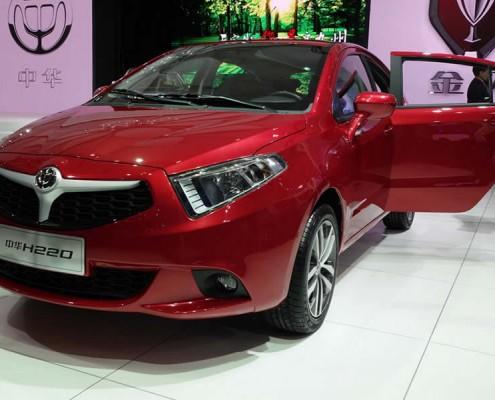 hatchback Brilliance H220