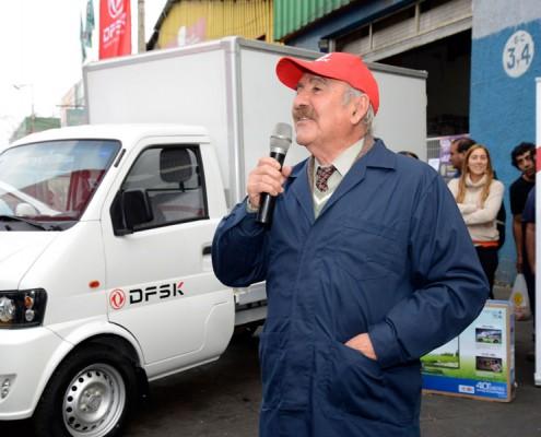 DFSK Cargo Van Serie V