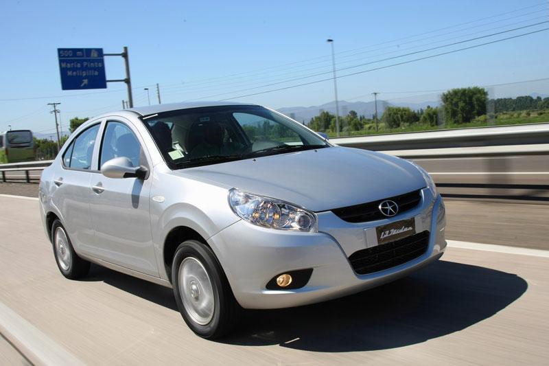 Jac Motors j3 Turin