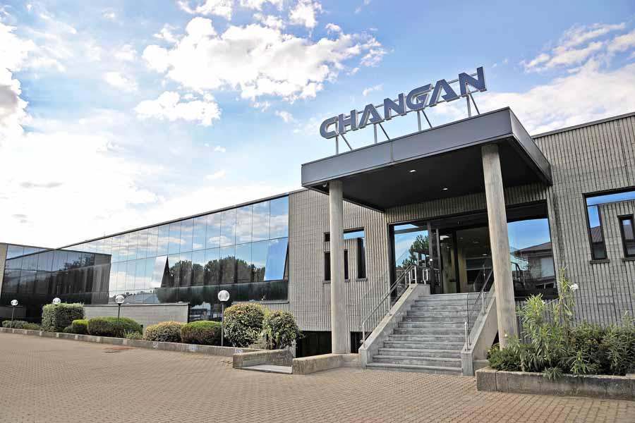 Changan Centro innovación