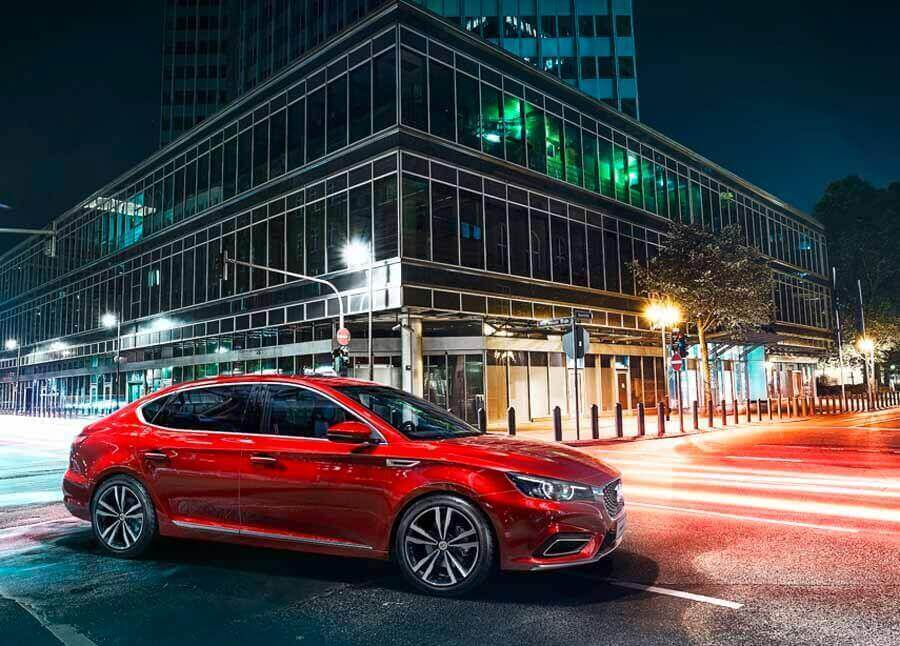 All New MG6