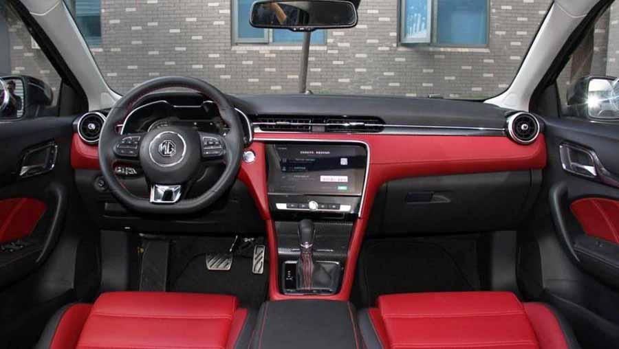 Nuevo MG 6 Interior